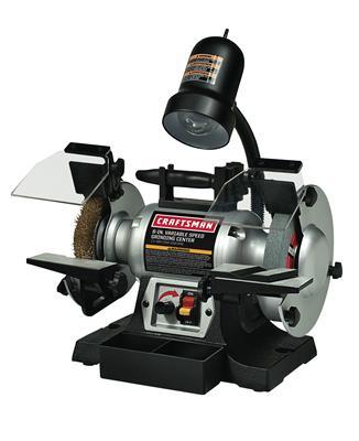 Craftsman 921154 Bench Grinder