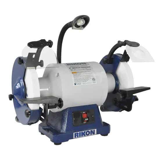 Rikon Professional Power Tools bench grinder