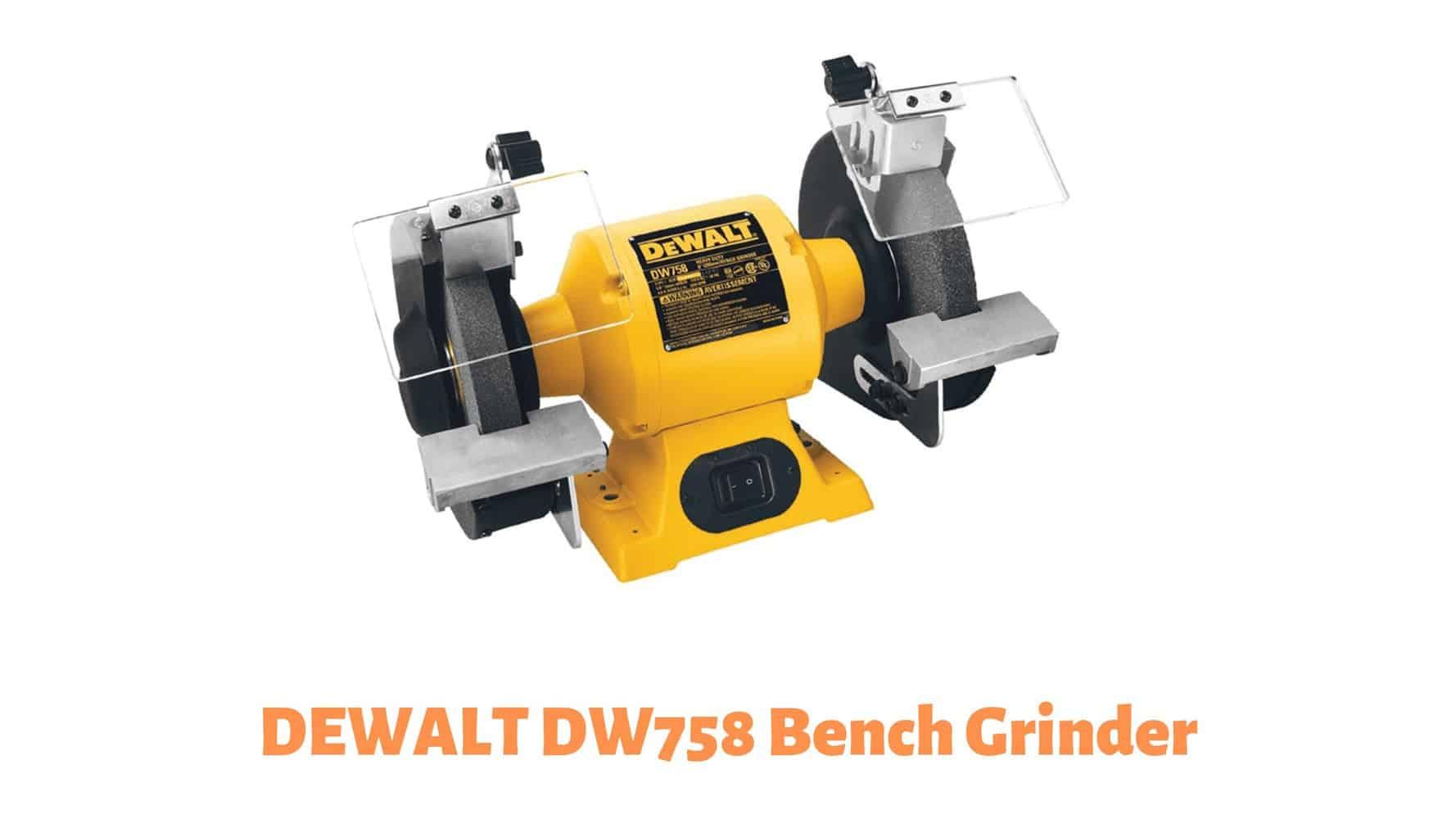 DeWalt DW758