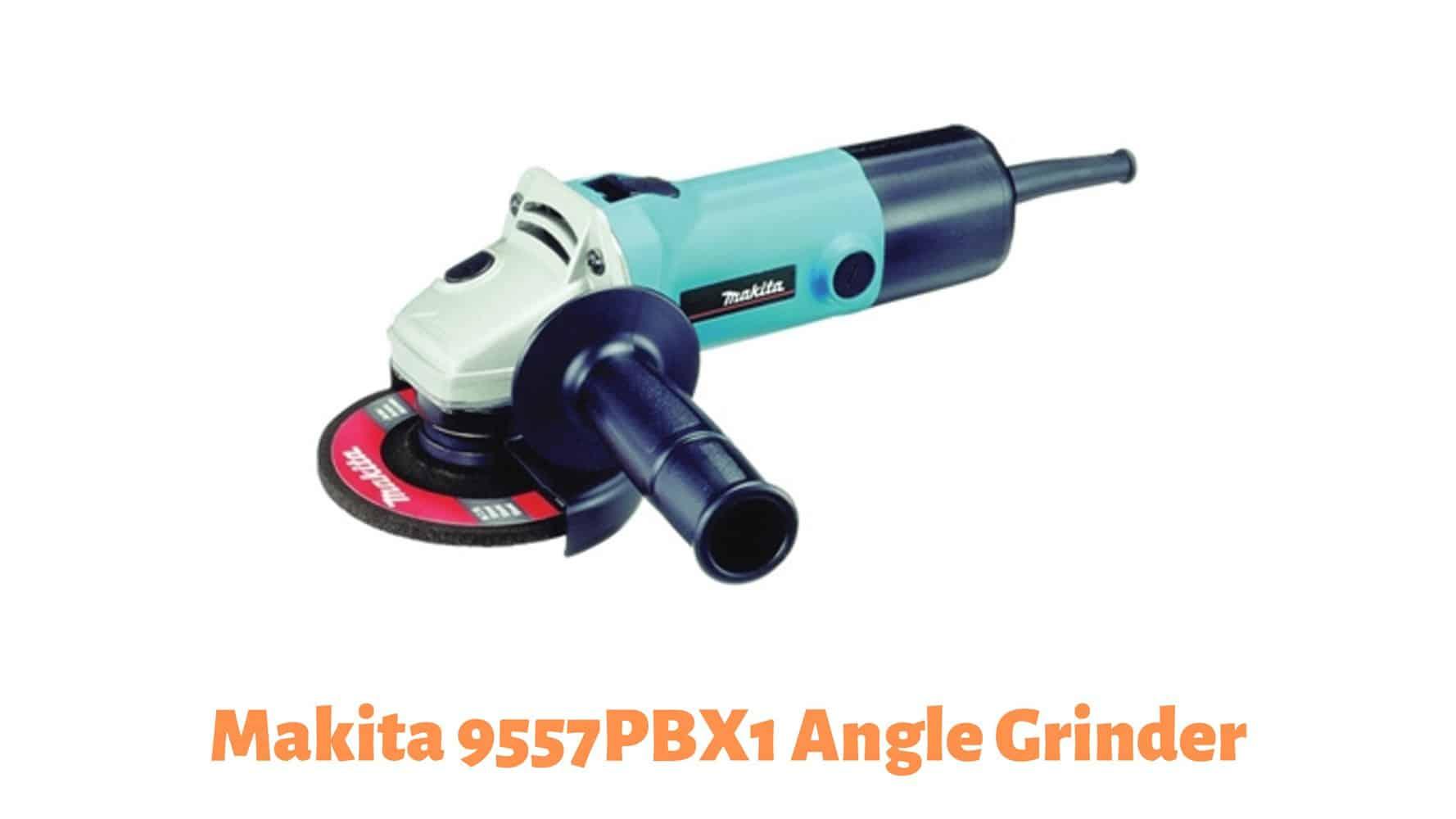 Makita 9557PBX1 Angle Grinder