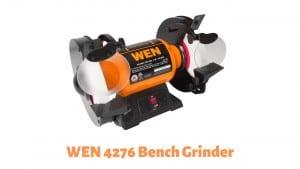 WEN 4276 Bench Grinder