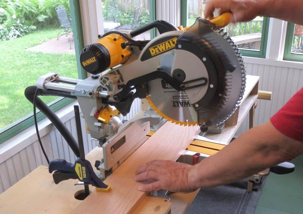 Sliding vs. Non-Sliding Miter Saws