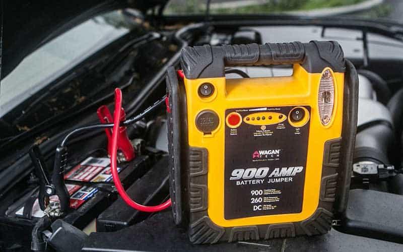 Best Jump Starter with Air Compressor