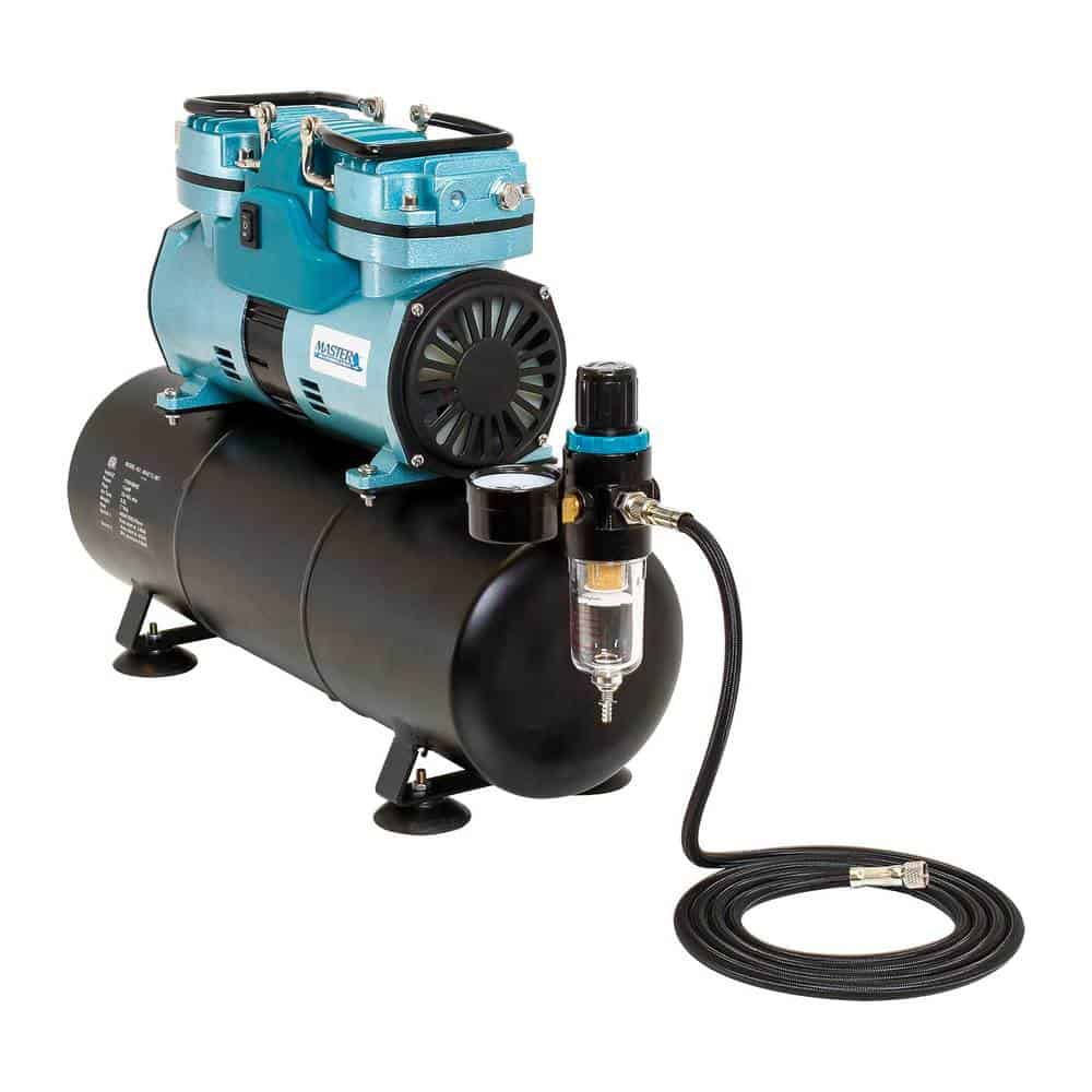 the 7 best airbrush compressors 2021 reviews guide