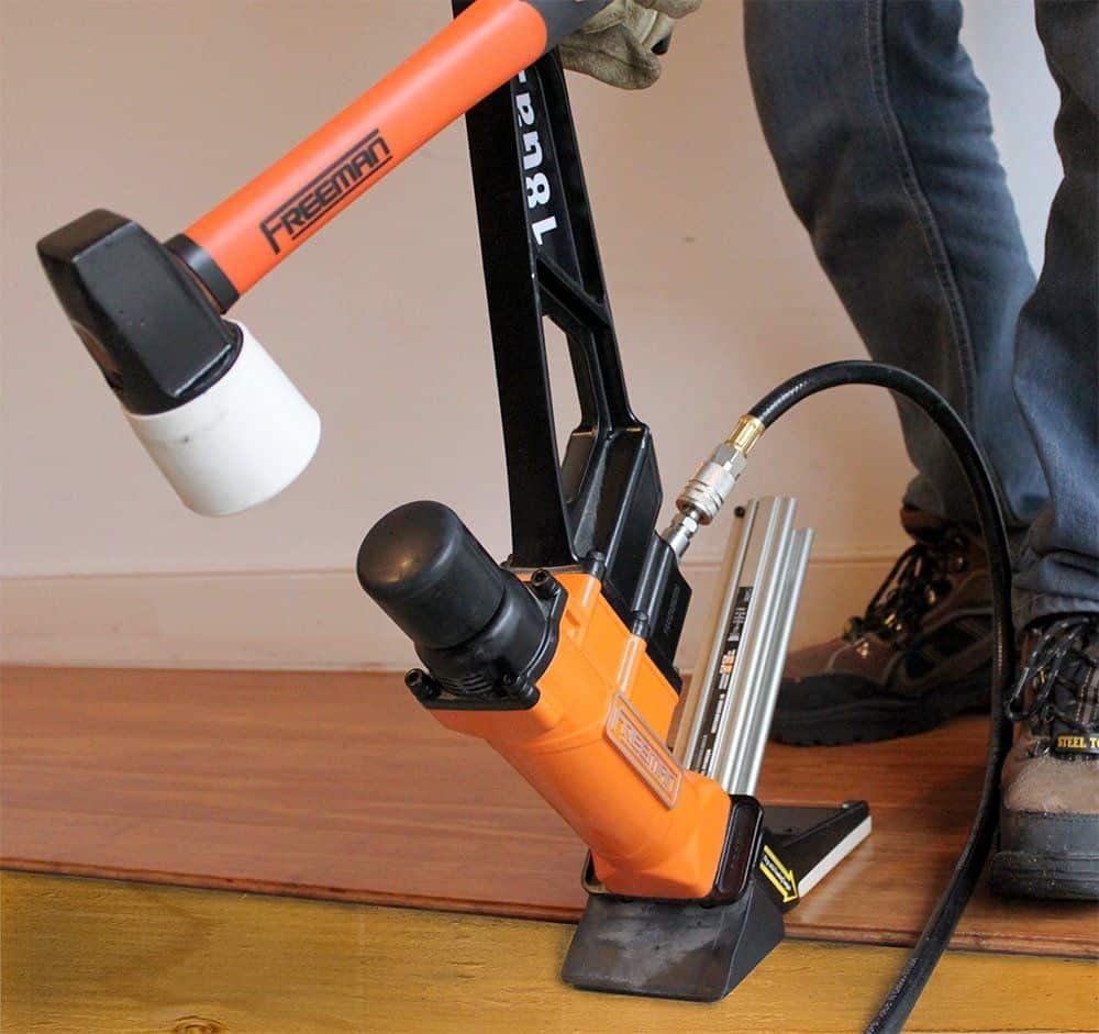 The 8 Best Flooring Nailers in 2020 - Buyer's Guide