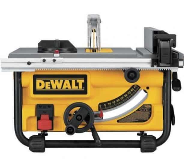 DeWalt DW745  Best Table Saw Under $300
