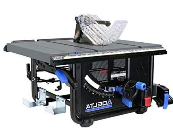 Delta Power Tools 36-6010 Portable Table Saw