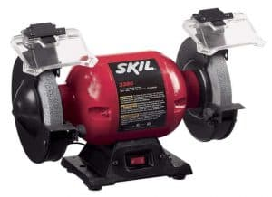 Skil 3380 6-Inch Bench Grinder Best for DIYers
