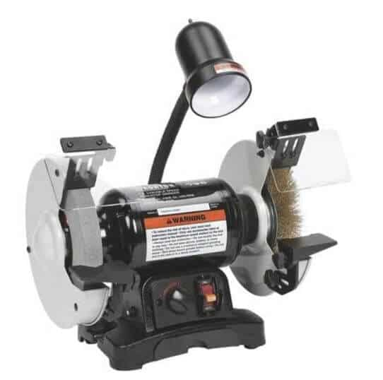 Ironton 8inch Variable Speed Bench Grinder